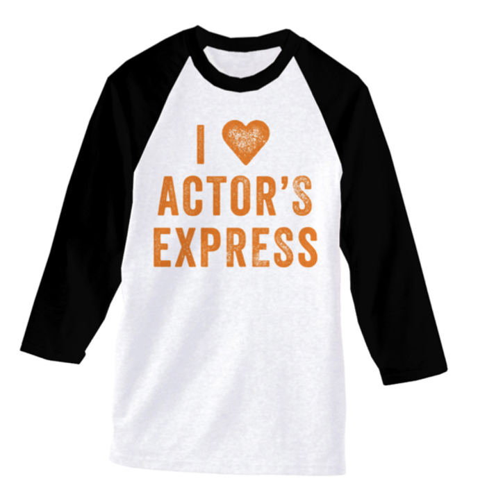 I ❤ Actor's Express Shirt