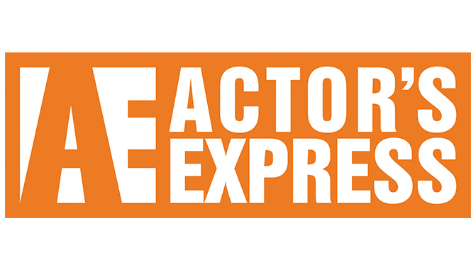 Actor's Express Sticker