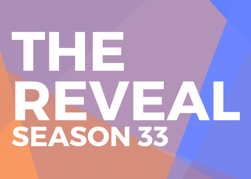 Reveal Poster