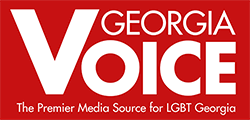 The Georgia Voice 250 Logo
