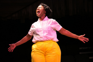 Color Purple Concert Blog