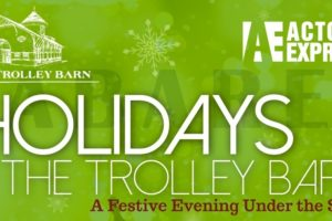 Holidays at The Trolley Barn