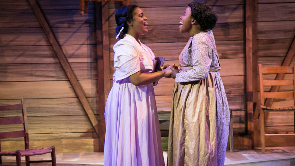 The Color Purple Nettie & Celie
