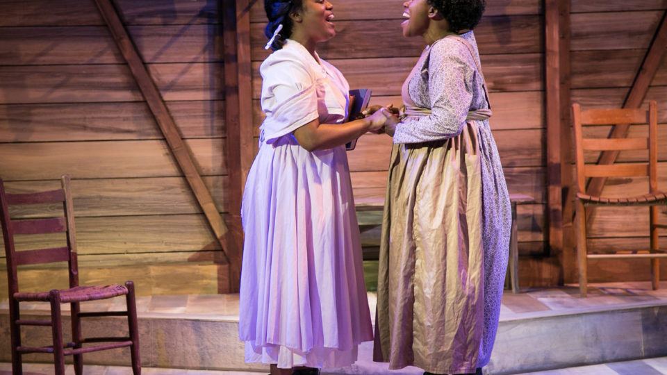 The Color Purple Nettie and Celie