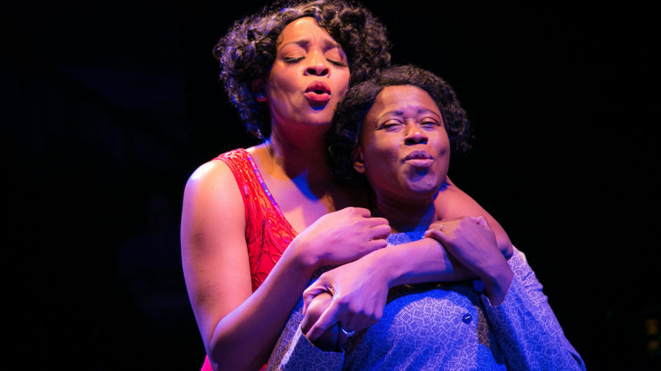 The Color Purple Shug and Celie
