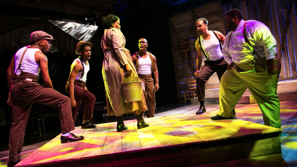 The Color Purple Work